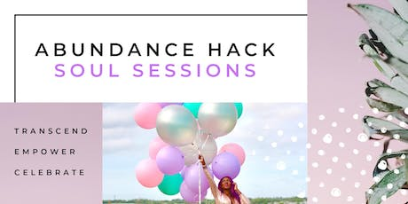 Abundance Hack Soul Sessions featuring Kate Berlin tickets