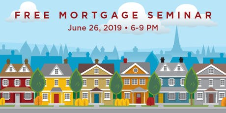 FREE MORTGAGE SEMINAR   tickets