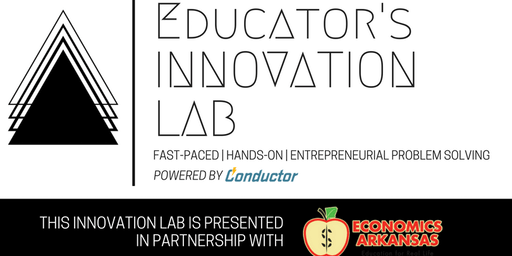 Educator's Innovation Lab (PD Opportunity for Teachers)