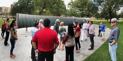 February- Tour of the Public Art of the University of Houston System