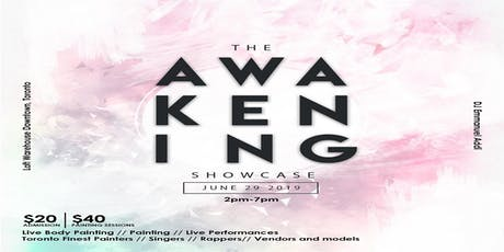 The Awakening tickets