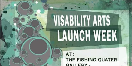 Visability Arts launch week