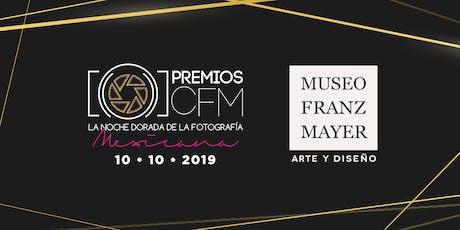Premios CFM tickets