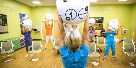 Chair Yoga tickets