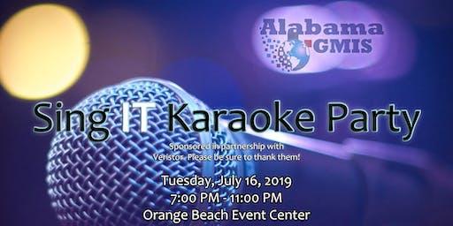 Sing IT Karaoke Party