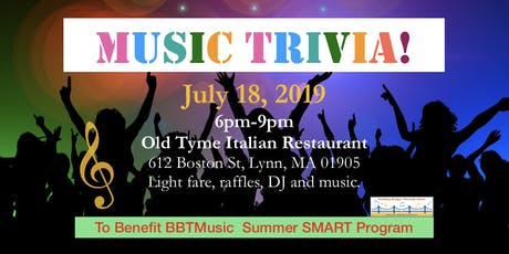 Music Trivia tickets