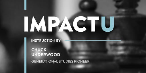 ImpactU 2019 / Generational Workforce Strategies