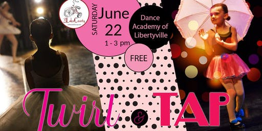 Twirl & Tap V Dance Academy of Libertyville