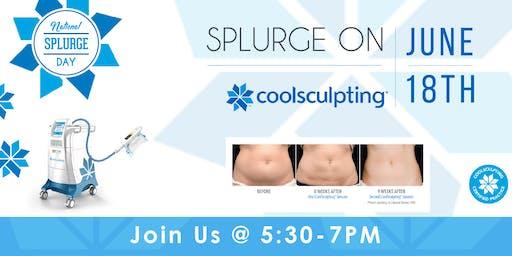 Splurge on CoolSculpting