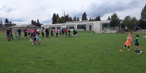 Oak Hills SC Coaching Clinic