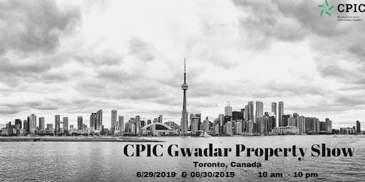 CPIC  Gwadar Property Show | TORONTO