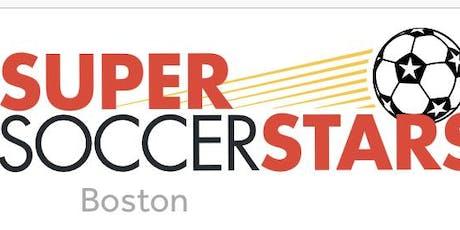 Frieda Garcia Soccer Stars (4-5 years old) tickets