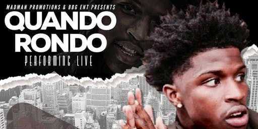 Quando Rondo live Performance July 4th In Harrisburg Pennsylvania