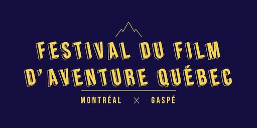 Festival du Film d'Aventure QC - GASPÉ