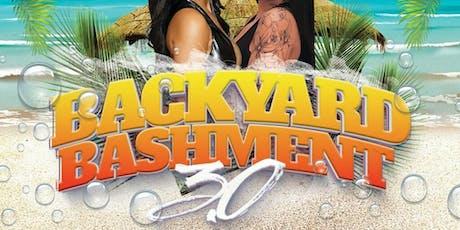 BACKYARD BASHMENT 3.0 tickets