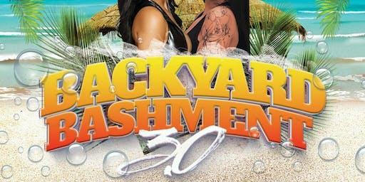 BACKYARD BASHMENT 3.0