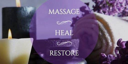 Massage Event