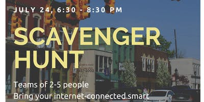 Downtown South Lyon Digital Scavenger Hunt