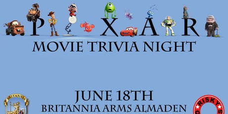 Pixar Movie Trivia Night! tickets