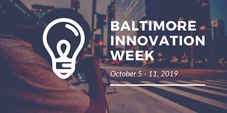 Baltimore Innovation Week 2019 tickets