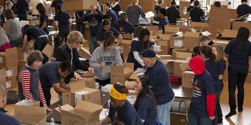 2019 SupplyBank.Org Berkeley K to College Volunteer Event