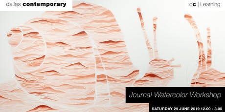 Journal Watercolor Workshop tickets
