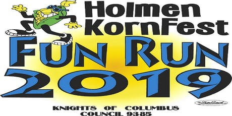 2019 Kornfest Fun Run tickets