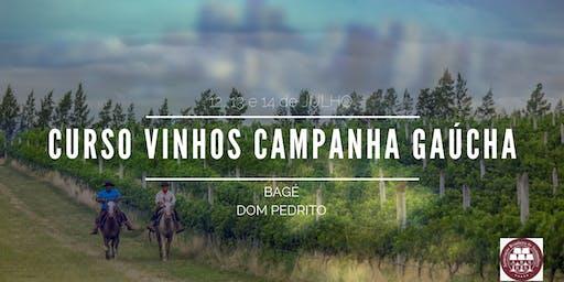 Curso Vinhos da Campanha Gaúcha