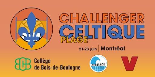 Challenger Plage Celtique | Volleyball de Plage