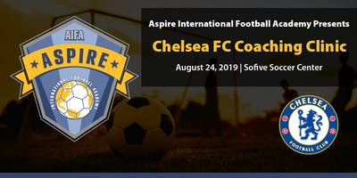 Chelsea FC Coaching Clinic presented by Aspire Int'l Football Academy