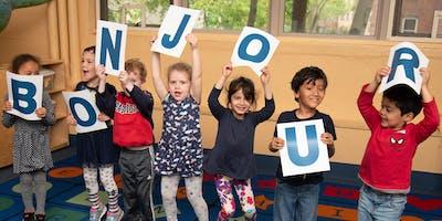 Open House for Preschool and Kindergarten