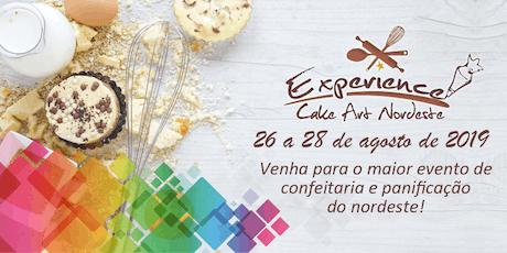 Experience Cake Art Nordeste 2019 ingressos