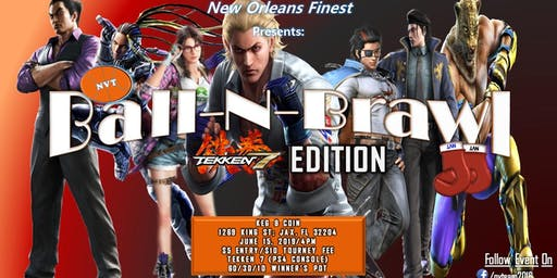 Ball-N-Brawl: Tekken 7 Edition
