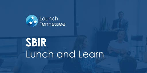SBIR Lunch and Learn