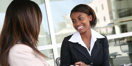 Job Interview Preparation Workshop tickets
