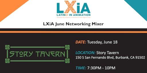 LXiA June Networking Mixer