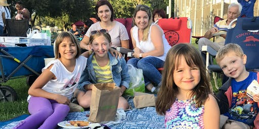 Summer Movies In The Park: The Lego® Movie 2: The Second Part