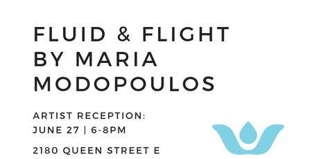 Fluid & Flight by Maria Modopoulos tickets