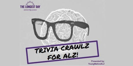 Trivia Crawlz for Alz tickets