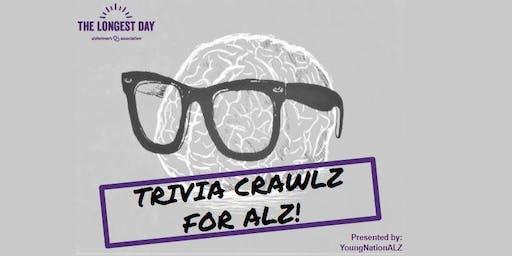Trivia Crawlz for Alz