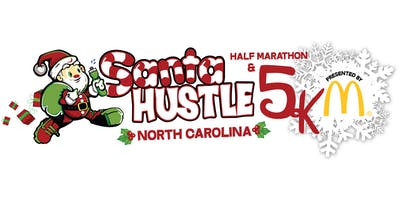 Santa Hustle® North Carolina 5K, Half Marathon, and Kids Dash