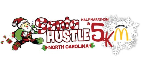 Santa Hustle® North Carolina 5K, Half Marathon, and Kids Dash tickets