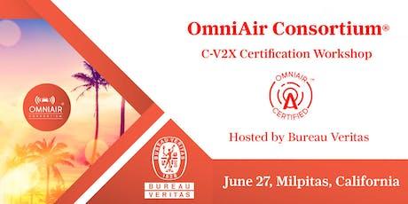 C-V2X Certification Workshop  tickets