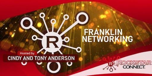 Free Franklin Rockstar Connect Networking Event (June, Franklin TN)