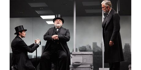See a Performance of 'The Lehman Trilogy' and Enjoy a Complimentary Drink tickets