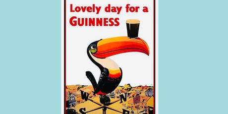Paint Your Own Guinness Ad tickets