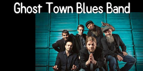 Ghost Town Blues Band LIVE at The Wild Game Longmont - VIP Table! tickets