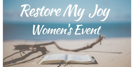 Restore My Joy Women's Retreat at the Wyndham Deerfield Beach Resort tickets