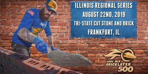 SPEC MIX BRICKLAYER 500® Illinois Regional Series