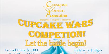 Courageous Women Association's Cupcake Wars Bake-off & Fundraiser! tickets